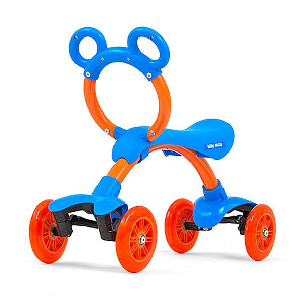 Detské Odrážadlo Milly Mally Orion Flash Blue-Orange