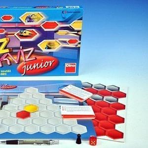 Teddies AZ kvíz junior spoločenská hra 10+ v krabici 33x23x3,5cm