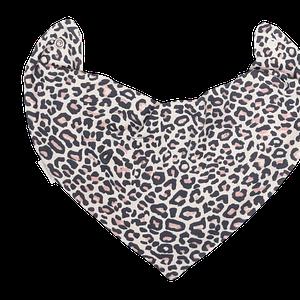 Mamatti Dětský Šátek Na Krk Gepardík, Biela Vzorovaná