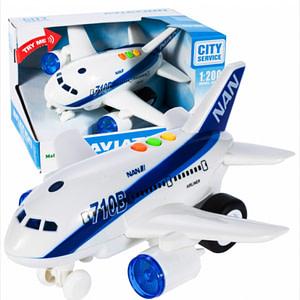 Tulio Interaktívne Lietadlo Airbus Skala 1: 200
