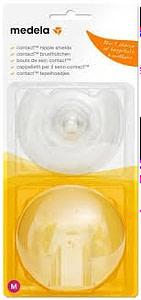 Medela Klobúčik Prsných Bradaviek Contact - 2Ks, Veľkosť M