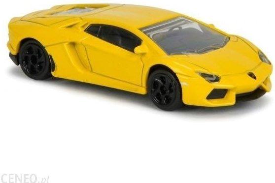 Simba Auto kovové Street Cars, 18 druhov
