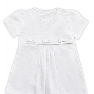 Šatičky Nicol Elegant Baby Girl, Vel. 104, Biele