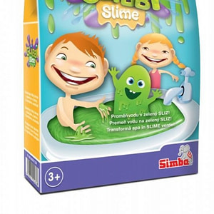 SIMBA Glibbi Slime Sliz do vane - zelený