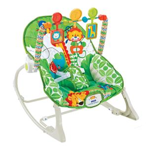 Eco Toys Lehátko S Vibrácií A Hudbou - Animal