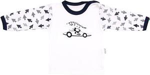 Mamatti Bavlnené tričko Arrow - dlhý rukáv