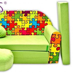 Rozkladacia detská pohovka Nellys ® 76R