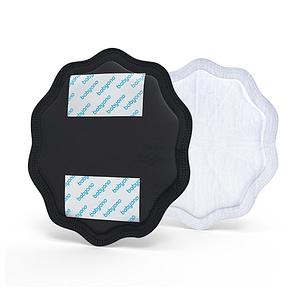 Prsné vložky Baby Ono čierne 24 ks