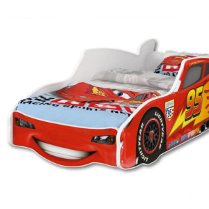 Nellys Detská posteľ Super Car -McQueen