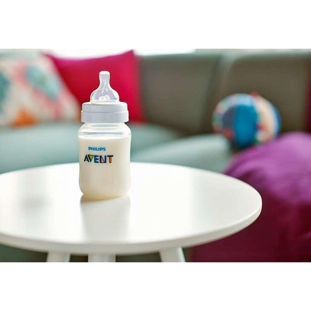 Náhradný cumlík avent 2 ks - pre novorodencov