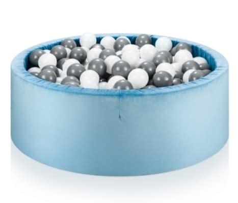Nellys Bazén Pre Deti 99X35cm + 150 Balónikov - Modrý