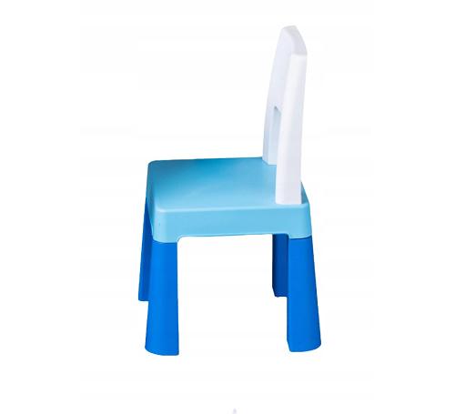 Tega Baby Prídavná Stolička Pre Deti Multifun - Modrá