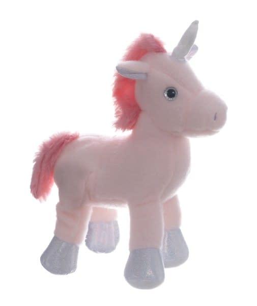 Jednorožec / Kôň Plyš 30Cm 2 Farby V Sáčku 0+