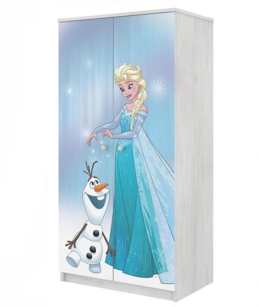 Babyboo Skríň S Motivom Frozen