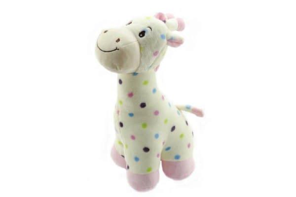 Žirafa Plyš 40Cm 2 Farby V Sáčku