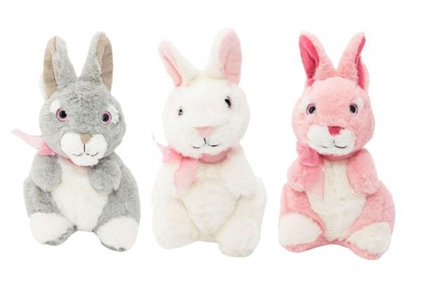Zajac/Zajačik Plyš 30Cm 3 Farby V Sáčku 0+