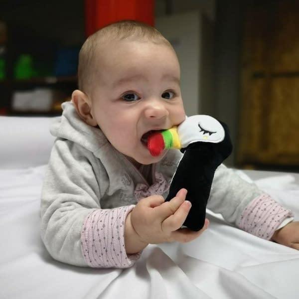 Hencz Toys Tukado - pískacia edukačná hračka