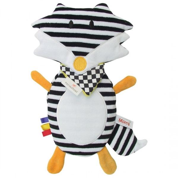 Hencz Toys Nahrievacie plyšová hračka Liška s čerešňovými kôstkami