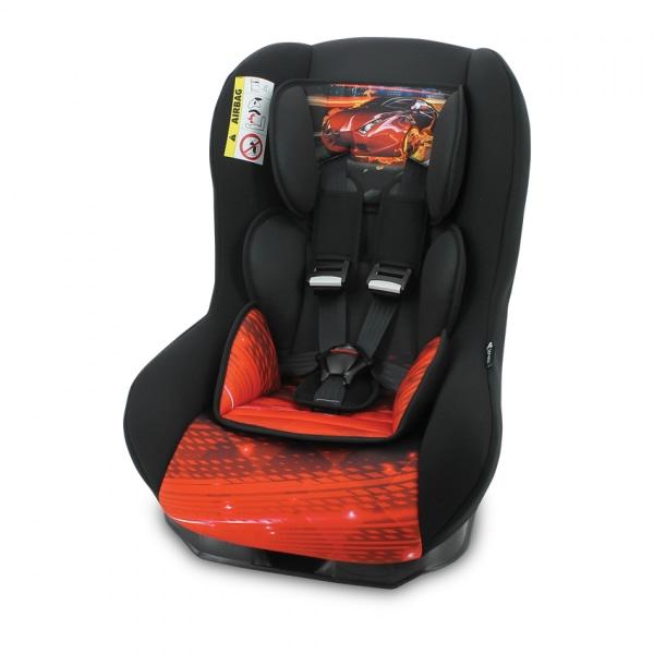 Autosedačka Lorelli Beta Plus 0-18 Kg Black Fiery Race