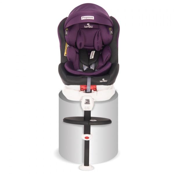Autosedačka Lorelli Pegasus Isofix 0-36Kg Grey&Violet