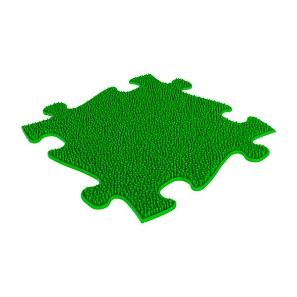 Muffik Ortopedická Podlaha - Tráva Tvrdá Barva: Zelená