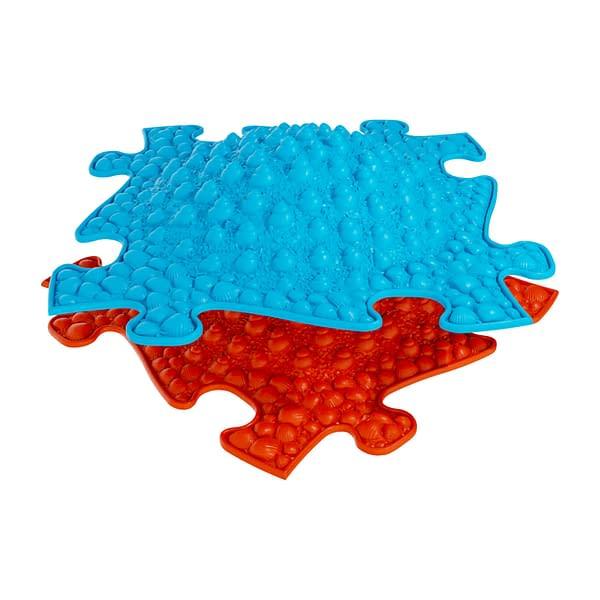Muffik Ortopedická Podlaha - Pobřeží Trvdé Barva: Modrá