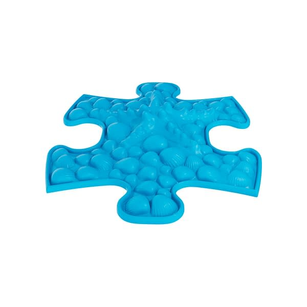 Muffik Ortopedická Podlaha - Hvězdice Mini Měkká Barva: Modrá