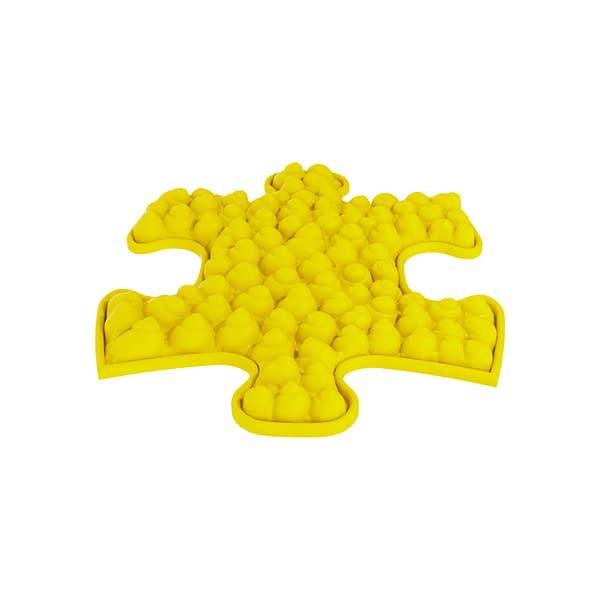 Muffik Ortopedická Podlaha - Šnek Mini Měkký Barva: Žlutá