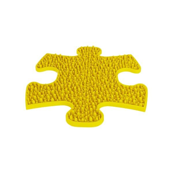 Muffik Ortopedická Podlaha - Tráva Mini Měkká Barva: Žlutá